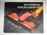 F1 韓国GP 2010年 メモリアル マウスパッド KOREAN GP