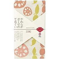 日繊商工 japanese style れんこん てぬぐい JS-5010
