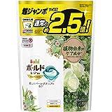 ボールド 洗濯洗剤 ジェルボール3D 癒しのパールボタニアの香り 詰め替え 超ジャンボ 38個