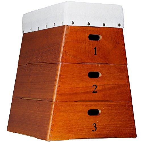 跳び箱型収納おもちゃボックス