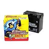 バッテリーマン バイクバッテリー BMZ7S YTZ7S互換 充電済み 走行距離無制限の365日1年保証付