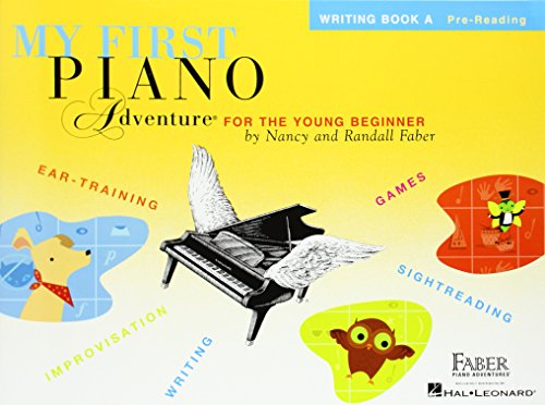 My First Piano Adventure: Writ...