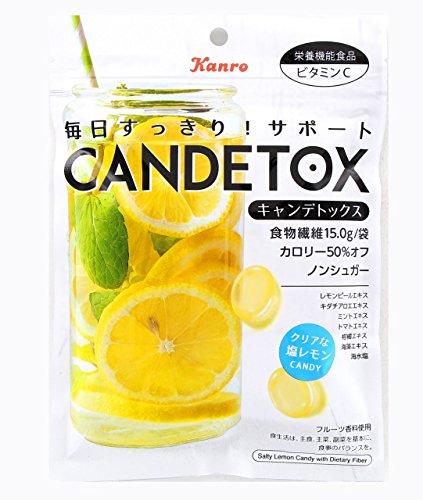 カンロ キャンデトックスキャンディ 70g×6袋
