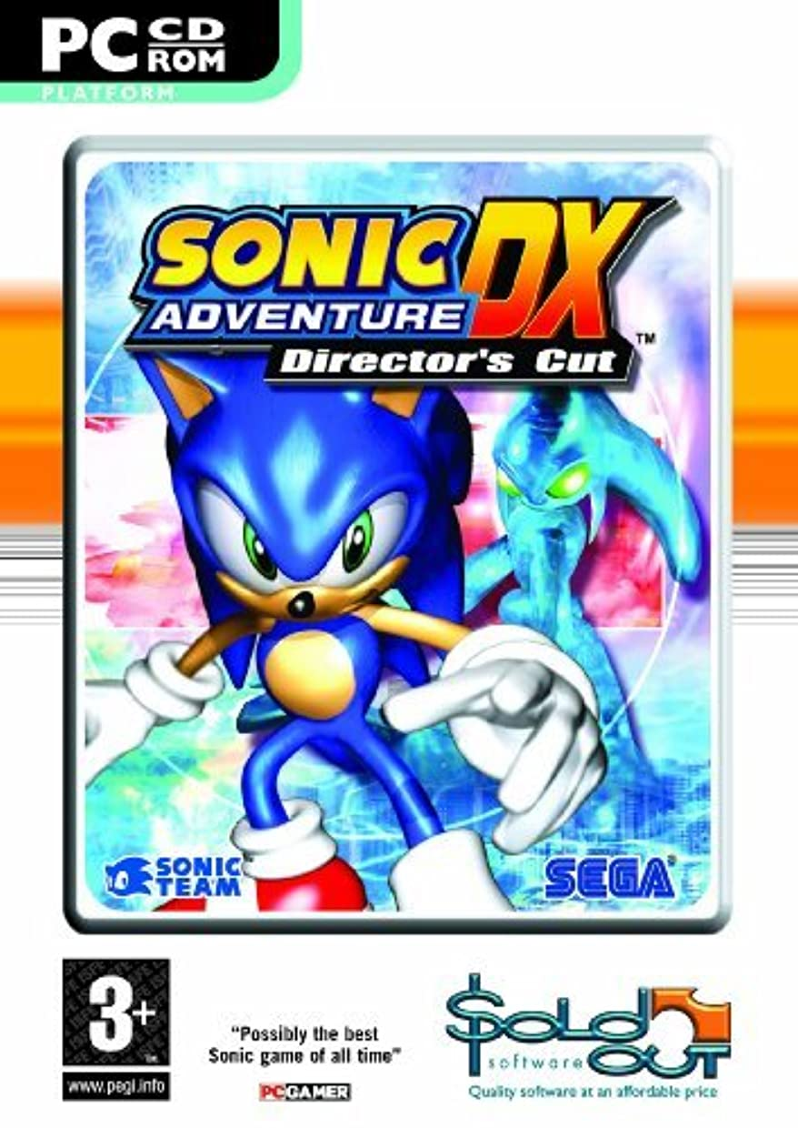 中国振る舞うファイアルSonic Adventure DX Director's Cut by Sold-out Software [並行輸入品]