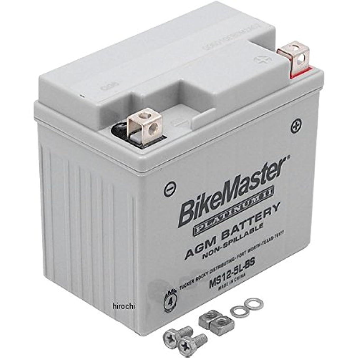 ピラミッドリズミカルなルネッサンスバイクマスター BikeMaster AGM バッテリー YTX5L-BS互換 780737 MS12-5L-BS