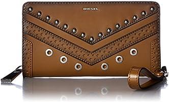 ブラウン レディース ジップラウンド 長財布 LE-ZIPPER NEW GRANATO LOOP - wallet X04345PR556 T2224 UNI