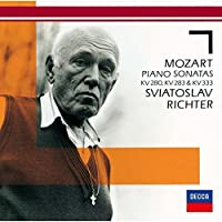 Mozart: Piano Sonatas Nos. 2. 5 & 13 by Sviatoslav Richter (2015-03-18)