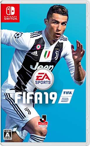 FIFA 19 STANDARD EDITION - Switch (【予約特典】デジタルコンテンツダウンロードコード(ジャンボプレミアムゴールドパックを最大5個(1×5週間)+ Cristiano Ronaldoの7試合FUTレンタルアイテム+FIFAサウンドトラックアーティストがデザインした、スペシャルエディションのFUTユニフォーム) 同梱)