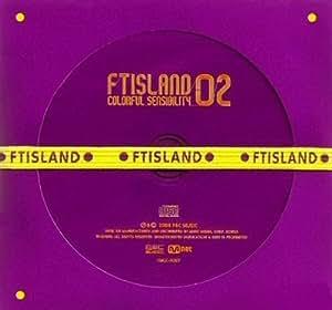 F.T Island 2集 - Colorful Sensibility(韓国盤)