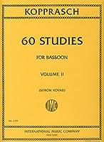 KOPPRASCH C. - Estudios Selectos (60) Vol.2 para Fagot (Kovar)
