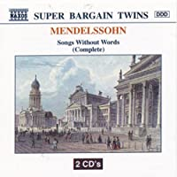 Mendelssohn:Songs Without
