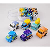 loisuzn Toy Cars – 6パック