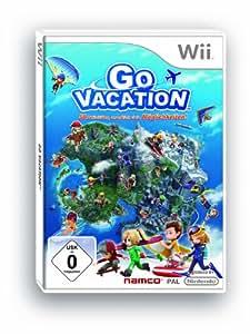 Wii Go Vacation. Nintendo Wii