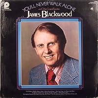 JAMES BLACKWOOD - you'll never walk alone RCA CAMDEN 0191 (LP vinyl record)
