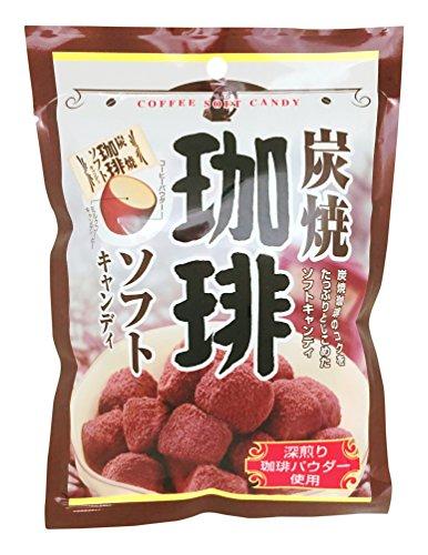 アメハマ製菓 炭焼珈琲ソフトキャンディ 90g×12袋