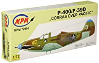 MPM 1/72 アメリカ軍 P-400/P-39D 太平洋上空のコブラ プラモデル SPHMPM72006