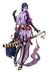 原型製作:イクリエ彩色製作:佐倉『Fate/Grand Order』の「バーサーカー/源頼光」が、ベルファインから初のフィギュア化!作画のイメージを忠実に再現。胸部を差し替え、弓と矢籠を持たせることにより、第一再臨と第二再臨を再現できます。細部にまで緻密に造形された「源頼光」を是非お手元でご堪能ください!!