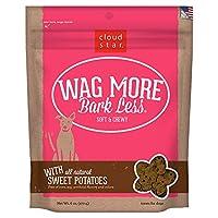 ワグモアバークレス(WAG MORE Bark Less) ソフト&チューイー スイートポテト 170g