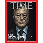TIME Asia 2017 5月 韓国大統領 文在寅 カバー インタビュー
