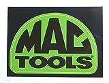Mactools(マックツールズ) ステッカー ドームロゴ Mサイズ グリーン [並行輸入品]