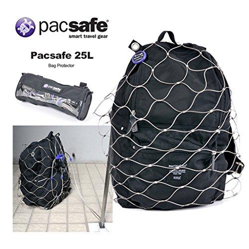 pacsafe カメラバッグプロテクター