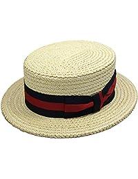 (テシ) TESI ストローブレードカンカン帽