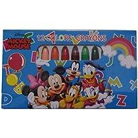 ディズニー ミッキーマウス 12色 クレヨン