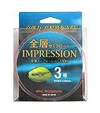 キザクラ(kizakura) ライン 全層 セミフロート インプレッション 3号