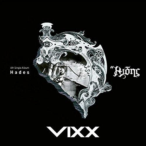 6thシングル - Hades (韓国盤)