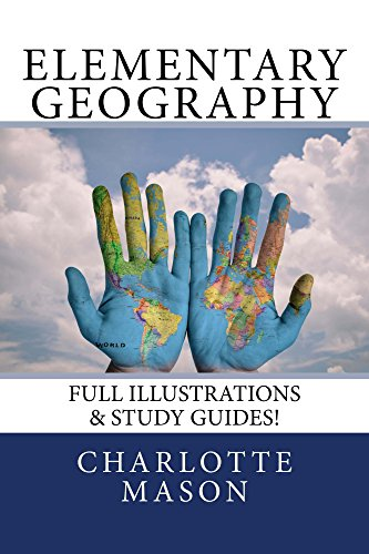 『Elementary Geography: Full Illustrations & Study Guides! (English Edition)』のトップ画像