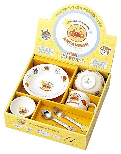 アンパンマン お子様食器 ギフトセット M 074740...