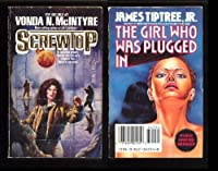 Screwtop/the Girl Who Was Plugged in (Tor Double)