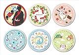 鬼灯の冷徹 第弐期 ミニ絵皿コレクション BOX商品 1BOX=6個入り、全6種類