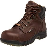 Timberland PRO Womens Titan Women's WP Brown-W Titan Women's Wp Brown-w