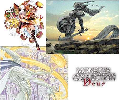 モンスター・コレクション Deus パワーアップカードセット「双星のシャンバラ」