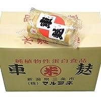 新潟県名産 車麩・焼き麩 赤上 1ケース(12枚入り×12袋)