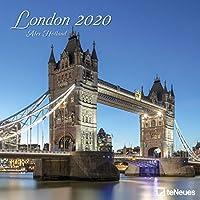 London 2020 Broschuerenkalender