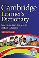 Cambridge Learner's Dictionary English–Polish with CD-ROM: Słownik Angielsko–Polski
