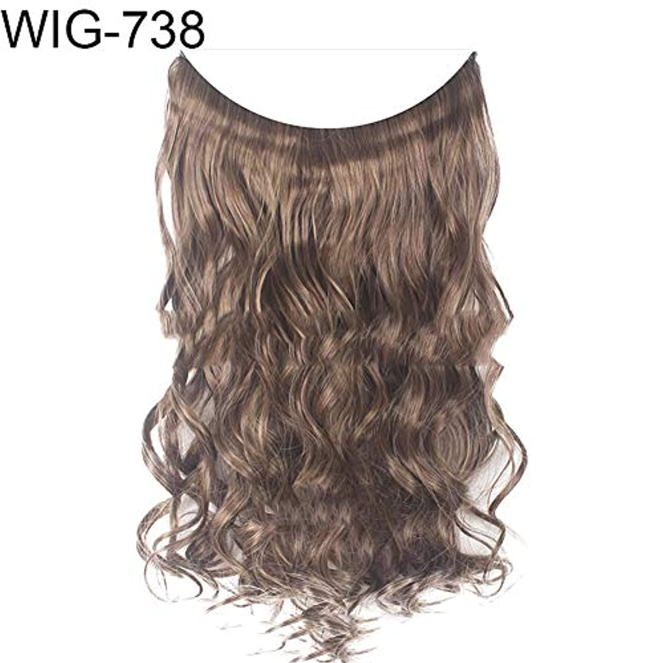 まどろみのある鮫これまでslQinjiansav女性ウィッグ修理ツール女性高温繊維長いストレートカーリーウィッグヘアエクステンションヘアピース