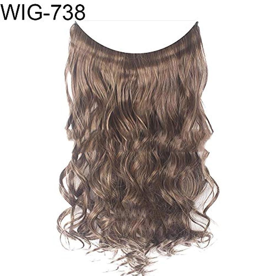 本会議作成するアミューズメントslQinjiansav女性ウィッグ修理ツール女性高温繊維長いストレートカーリーウィッグヘアエクステンションヘアピース