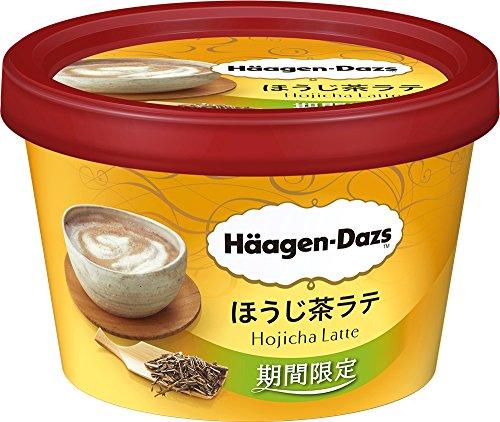 ハーゲンダッツ  ほうじ茶ラテ 110ml ×6個