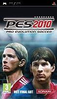 Pro Evolution Soccer 2010 (PSP) (輸入版)