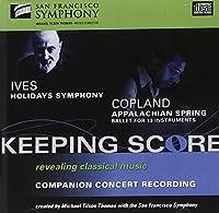 Holidays Symphony / Appalachian Spring