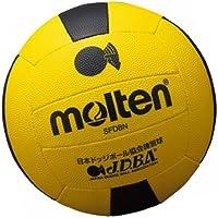 molten(モルテン) ドッジボール3号球 軽量タイプ 協会練習級 SFDBN