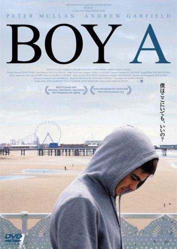 BOY A [DVD]の詳細を見る