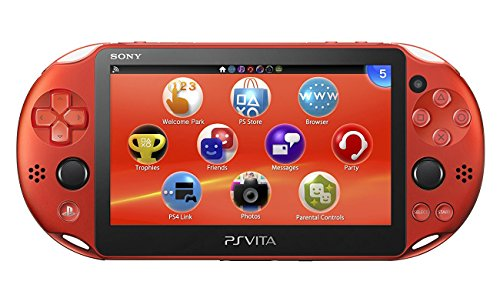 PlayStation Vita Wi-Fiモデル メタリッ...
