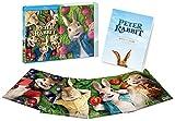 【店舗限定特典】ピーターラビット ブルーレイ&DVDセット (初回生産限定)(デニム巾着ポーチ付き) [Blu-ray]