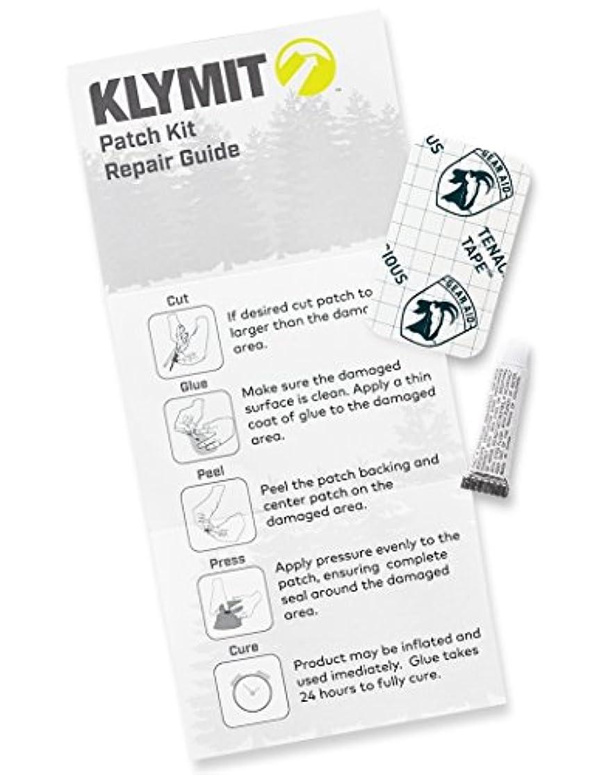 シャープ敬意を表してコミットKlymit スリーピングパッドのパッチキット