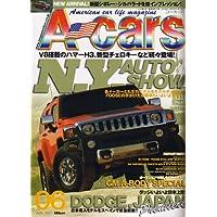 A cars (アメリカン カーライフ マガジン) 2007年 06月号 [雑誌]