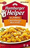 ベティクロッカーハンバーガーヘルパー チーズマカロニ  並行輸入品